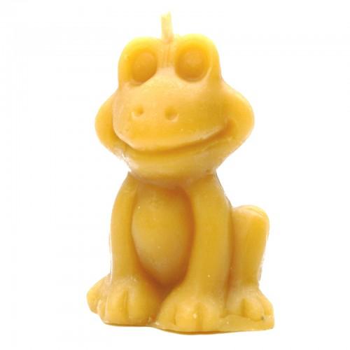 Żaba - świeca