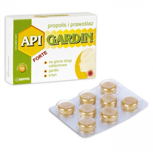 API-GARDIN FORTE propolis i prawoślaz