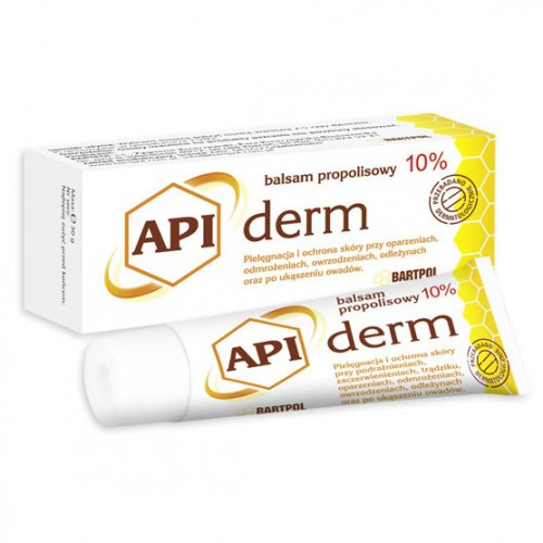 APIDERM balsam propolisowy 10% 30g
