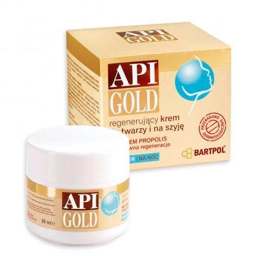 KREM-BIO propolis API-GOLD 30ml