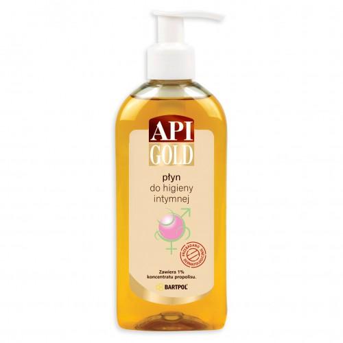 Płyn do higieny intymnej API-GOLD 280ml