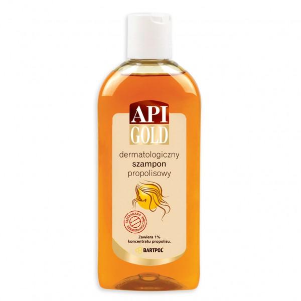 Szampon propolisowy API-GOLD 280ml