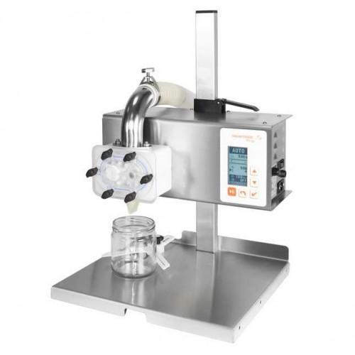 Urządzenie do kremowania i dozowania miodu (dozownik do miodu) NASSENHEIDER Fill up 2 z blatem