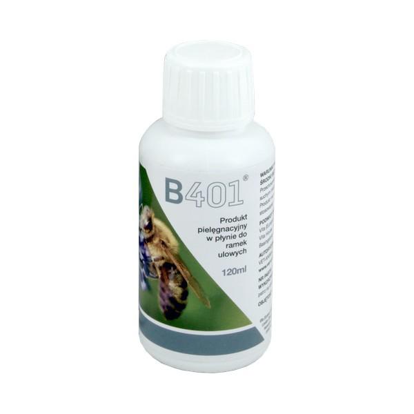 B401 VITA płyn do eliminacji barciaka 120 ml