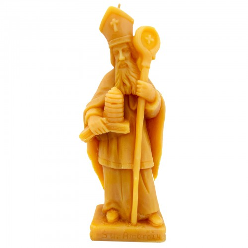 Ambroży duży - świeca