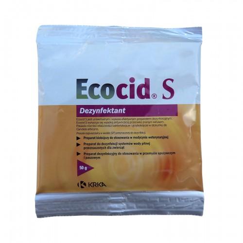 Ecocid S - Dezynfektant 50g