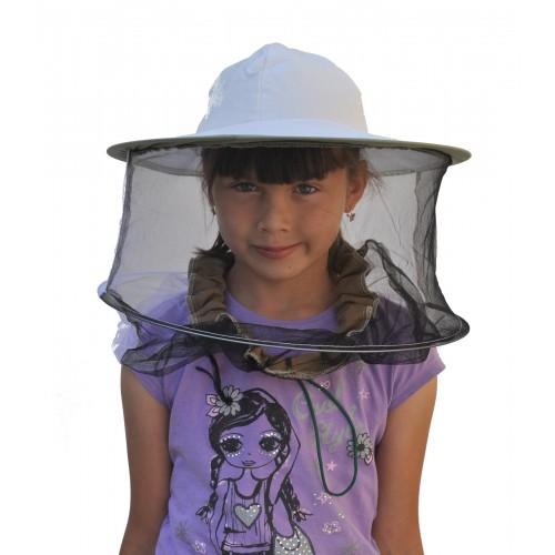 Kapelusz pszczelarski dziecięcy PREMIUM