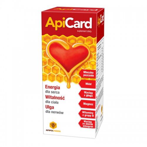 ApiCard syrop 500 ml