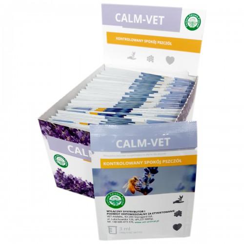 CALM-VET kontrolowany spokój pszczół - Saszetka 3 ml
