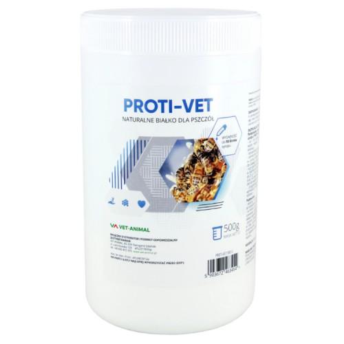 PROTI-VET 500g - Naturalne białko dla pszczół