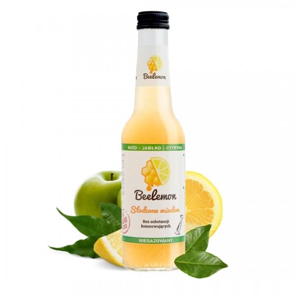 Lemoniada miód - jabłko - cytryna 275 ml