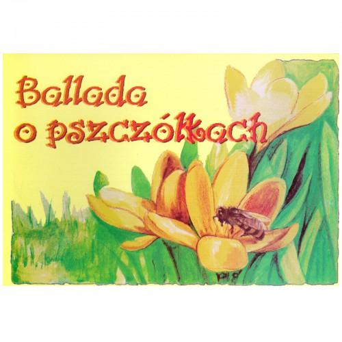 "Książka - ""Ballada o pszczółkach"""