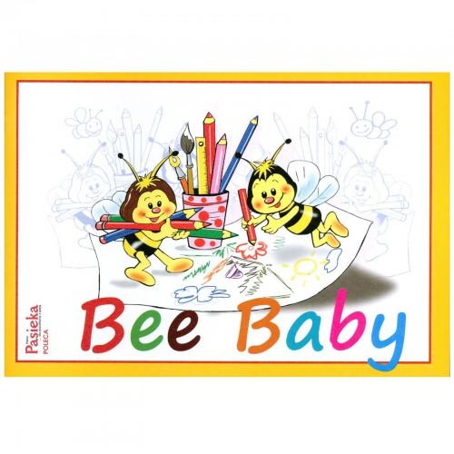 "Książka - ""Bee Baby"" - kolorowanka"