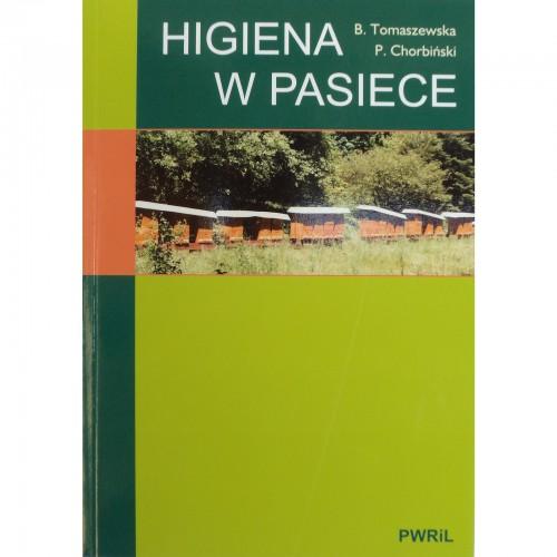 """Książka - """"Higiena w pasiece"""""""