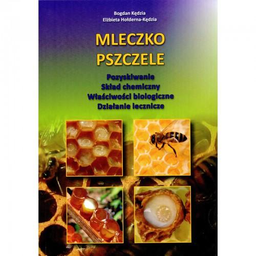 """Książka - """"Mleczko pszczele"""""""