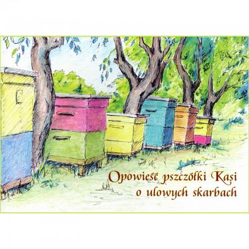 """Książka - """"Opowieści pszczółki Kasi"""""""