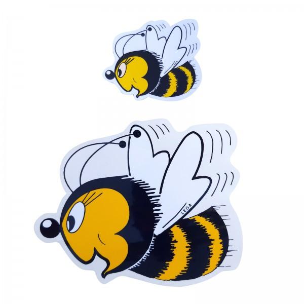 Naklejka pszczoła duża