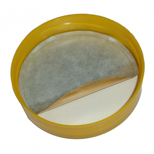 Nakrętka plastikowa z membraną mała fi 66/4