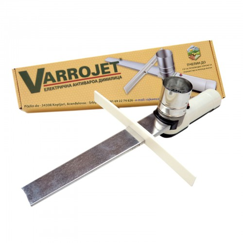 Odymiacz elektryczny do spalania Apiwarolu - VARROJET