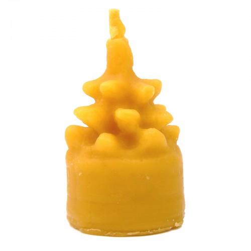 Choinka 4 - świeca