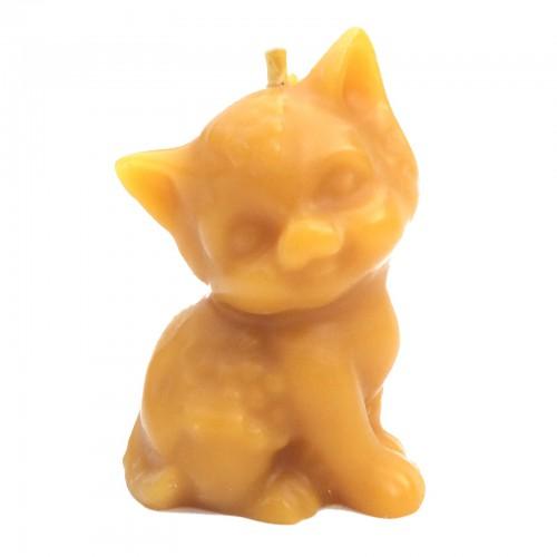 Kot Filemon - świeca